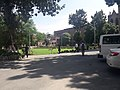 Courtyard in Government College University, Lahore, Pakistan.jpg