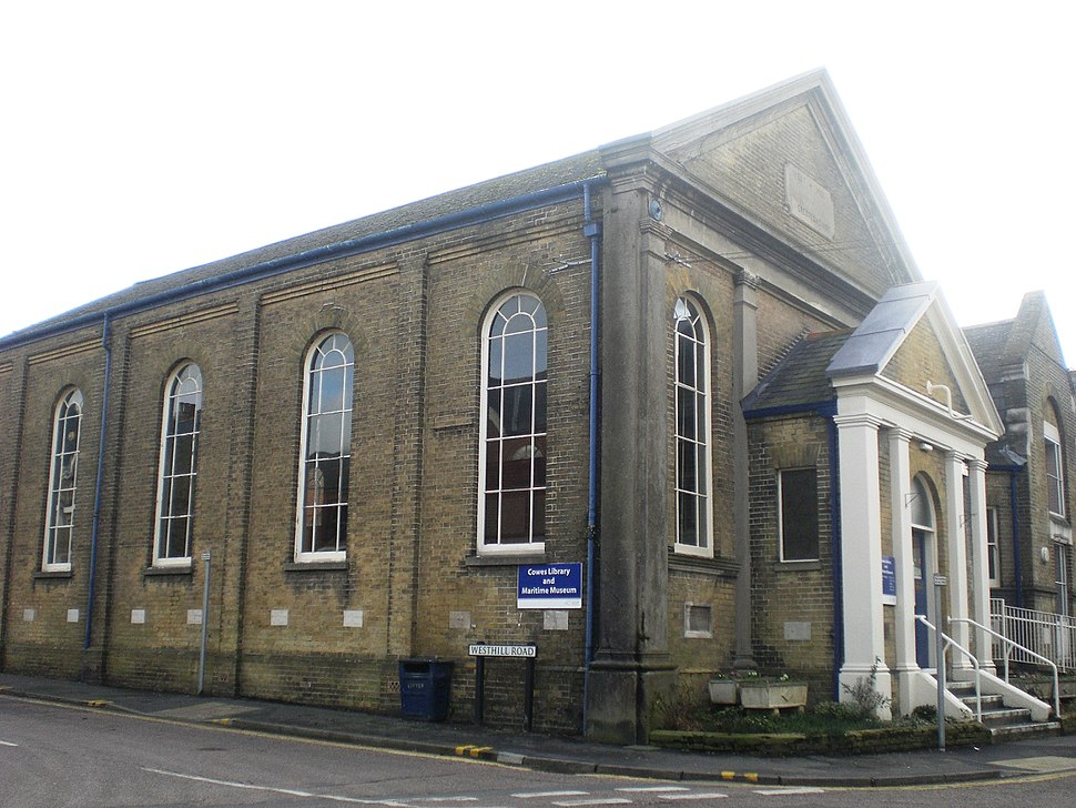 Cowes Library and Maritime Museum