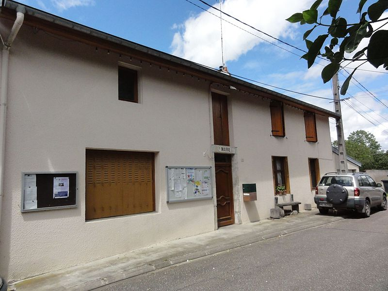 Coyviller (M-et-M) mairie
