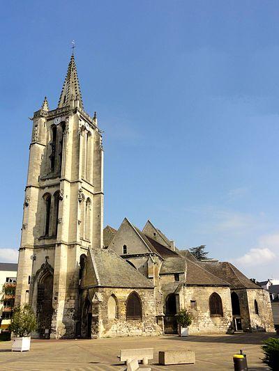 Église Saint-Médard de Creil
