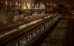 Créteil - L'Échat (metrostation)