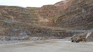 Cripple Creek & Victor Gold Mine - Image: Cripple Creek