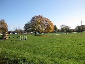 Cross Green, Leeds - Cross Green playing fields