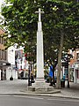 Cross at Pride Hill - geograph.org.uk - 2005720.jpg