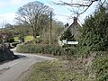 Crossroads, Wapentake Lane and Tinkerley Lane - geograph.org.uk - 1753294.jpg