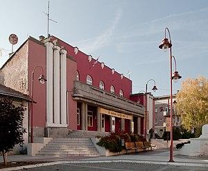 Dimitrovgrad, Serbia - Image: Cultural centre Dimitrovgrad Serbia