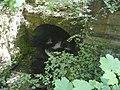 Culvert under ruined mill, Cragg Vale, Mytholmroyd - geograph.org.uk - 841105.jpg