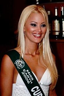Miss Curaçao - Wikipedia