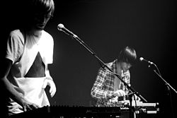 Cut Copy dal vivo a Parigi