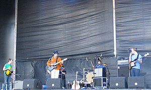 Clap Your Hands Say Yeah no Super Bock Super Rock 2007