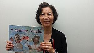 Cynthia Chin-Lee - Image: Cynthia Chin Lee