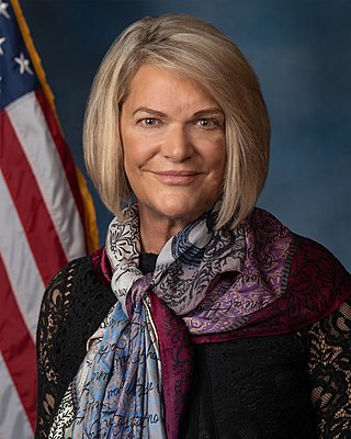Cynthia Lummis United States Senator from Wyoming