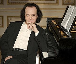 Cyprien Katsaris French musician