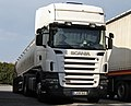 Cyprus truck plate LAW849.jpg