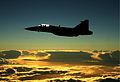 Czech Air Force Saab JAS-39 Gripen inflight.jpg