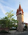Dünzebacher Torturm von 1531 - Eschwege Neustadt-Ecke Mauerstraße - panoramio.jpg