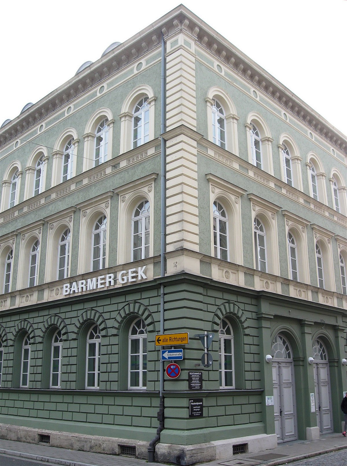 D.-Martin-Luther-Straße 3 Regensburg
