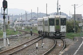 Ōfunato Line - Image: DC @ Rikuzen Takata (2862527607)