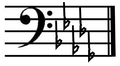 D flat major on bass clef.png