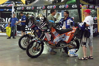 2010 Dakar Rally - Technical Review at Buenos Aires