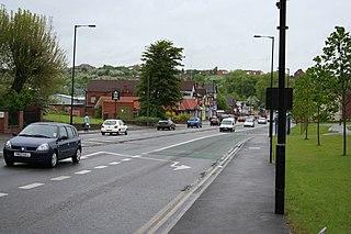 Dalton, South Yorkshire human settlement in the United Kingdom