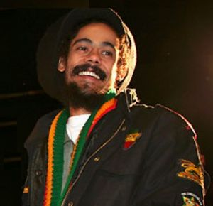 Damian Marley - Marley in June 2007.