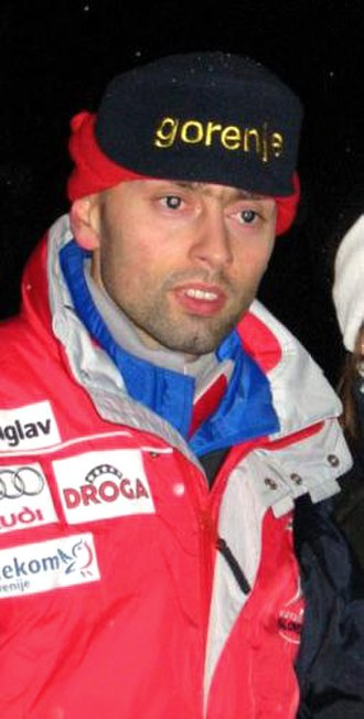 Damjan Fras - Fras in 2003