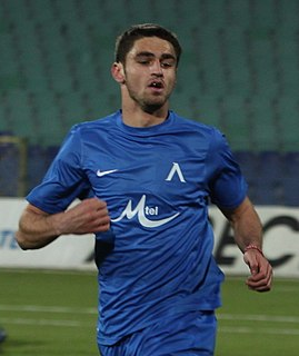 Daniel Dimov Bulgarian footballer