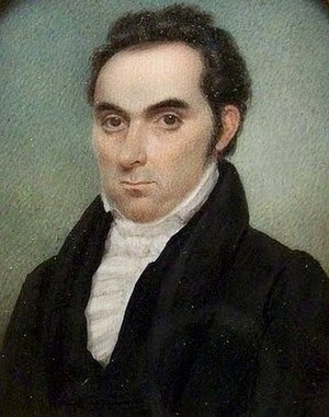 Sarah Goodridge - Image: Daniel Webster (1825) by Sarah Goodridge