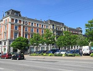 street girls københavn dantes plads 1