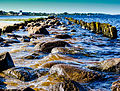 Daugava river and rocks (14816637225).jpg