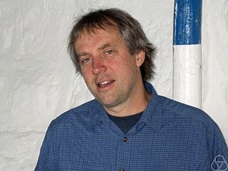 Dave Bayer - Dave Bayer in 2006 (photo from MFO)