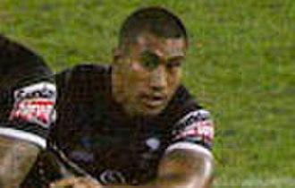 David Fa'alogo - Fa'alogo playing for New Zealand in 2008