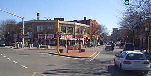 Davis Square - Davis Square