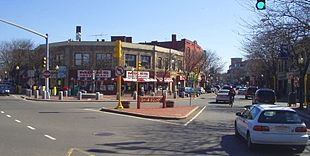Davis Square, Somerville