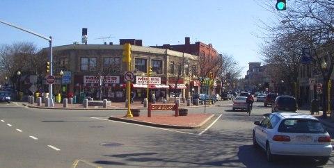 Davis Square, Somerville