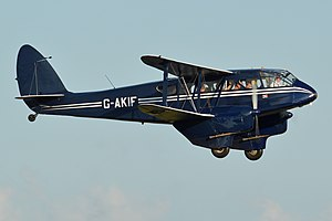De Havilland DH89A Dragon Rapide 'G-AKIF' (44840910175).jpg