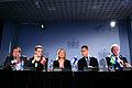 De nordiska utrikesministrarnas pressmote pa Nordiska radets session 2010.jpg