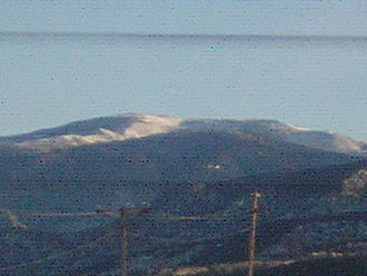 Delano Peak - Delano Peak on January 1, 2006