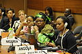 Delegates at the panel session of Sessional Committee II on Africa (8008829276).jpg