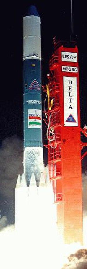 Delta 4000 - Launch of a Delta 4925