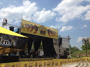 Demofest - Stage for Demofest 2013