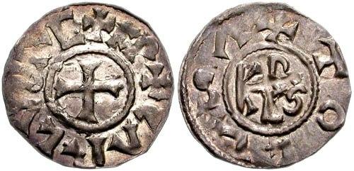 Denier Charlemagne1