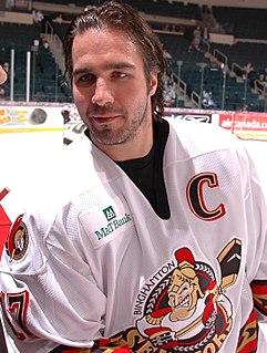 Denis Hamel Canadian ice hockey player