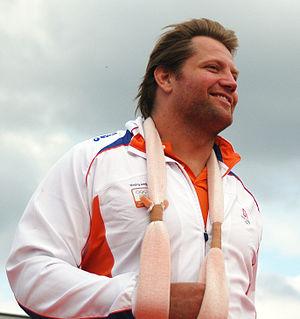 Dennis van der Geest - Image: Dennis van der Geest (2008 08 25)
