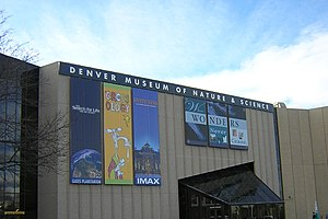 Denver Museum of Nature and Science - Image: Denver Museum of Nature & Science