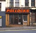 Derelict shop, Bangor - geograph.org.uk - 1920248.jpg