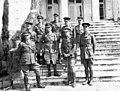 Desert Mounted Corps HQ Staff at Slutzkin house - Rehovot.jpg