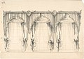 Design for Fringed, Pelmeted Curtains Hanging at Three Widows MET DP807406.jpg