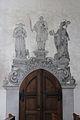Detail Renaissance Bildfeld Pfarrkirche St Laurentius Altheim OOe.jpg